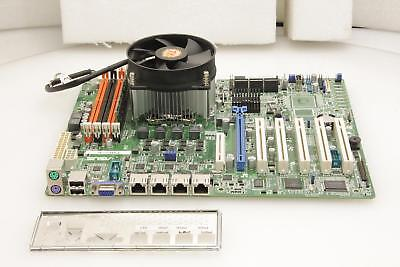 Asus P8B-C/4L LGA 1155/Socket Server Motherboard.W/G620 CPU,4GB.TESTED.SKU198471