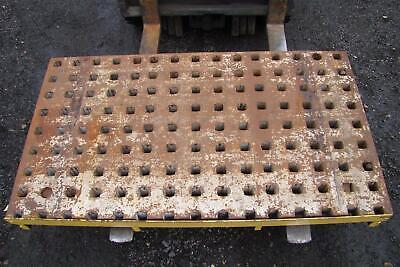 Acorn Welding Table Platen 5 X 34