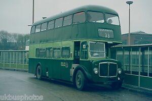 Leeds City Transport 963 963JUB Bus Photo