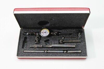 Starrett No 711 Last Word Dial Indicator In Original Box Case 771