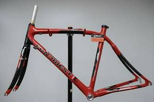 Fondriest Road Bicycle Frame Nos RRP was $2899 Like Colnago Concord West Canada Bay Area Preview