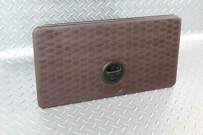 09-18 RAM Truck Crew Brown LH or RH Rear Floor Mounted Ice Chest Box Cubby OEM