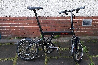Birdy World Sport Full Suspension Folding Bike Reise and Müller