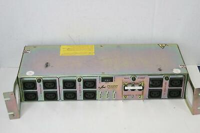 PULIZZI ENGINEERING PC5585-CF/MTD Power Distribution Unit 120/240V