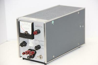 Hp Hewlett Packard Vernier 723a Adjustable Power Supply