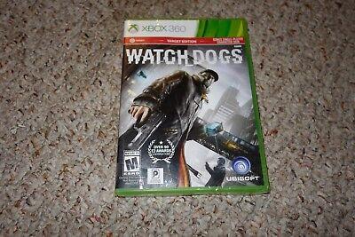 Watch Dogs (Microsoft Xbox 360, 2014) NEW Sealed Target Bonus Skin comprar usado  Enviando para Brazil