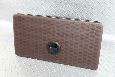 09-18 RAM Truck Crew Brown RH or LH Rear Floor Mounted Ice Chest Box Cubby OEM