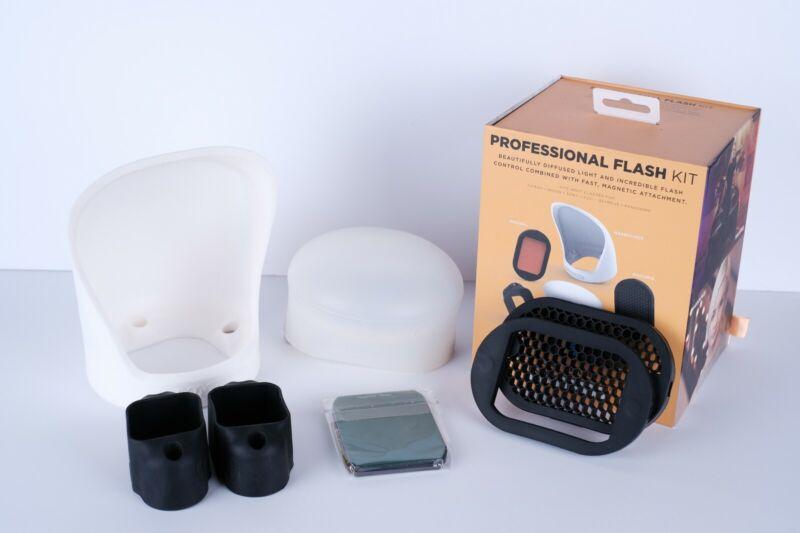 MagMod Professional Flash Kit w/ Additional MagGrip