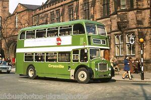 Crosville JFM236D Chester 1973 Bus Photo