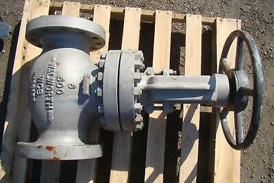 Walworth Class 600 Gate Valve Size 6 Wcb  Wh66477