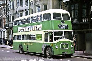 Southdown 835 VUF835 Leyland PD3 6x4 Bus Photo Ref P101