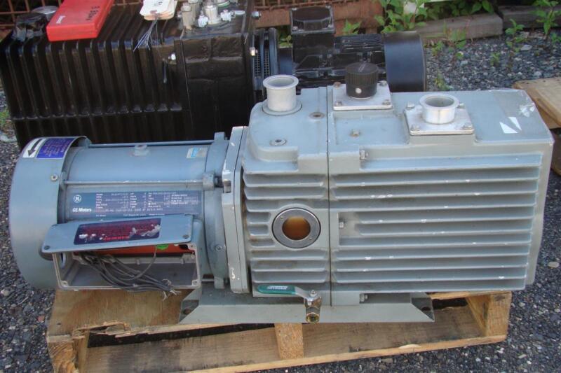 GE Vacuum Pump  2 HP, 208-230/416-460, PGK2A011B01-029