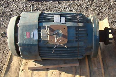 U.s. Electrical Motors 60hp 3ph 460v J1730054
