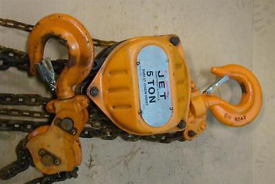 Jet 5 Ton Chain Hoist 7283 Smh-5t