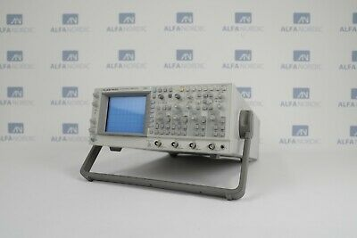 Fluke Pm3382a Digital Analoge Oscilloscope 100 Mhz 200 Mss 4 Channels W Probe