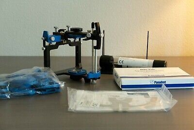 Panadent Magnetic Pch Articulator And Kois Facebow - Brand Newopen Box