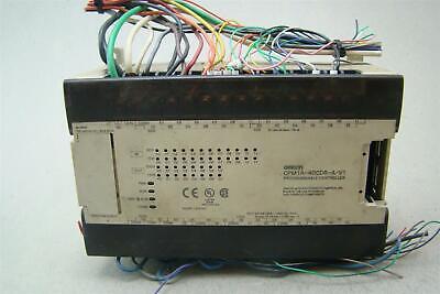 Omron Programmable Controller Cpm1a-40cdr-av1