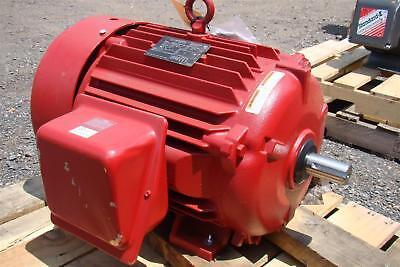 Marathon Electric Motor 30hp 2960rpm 22.4kw 415v 3ph 2368226sx-01 Jm286tstfna140