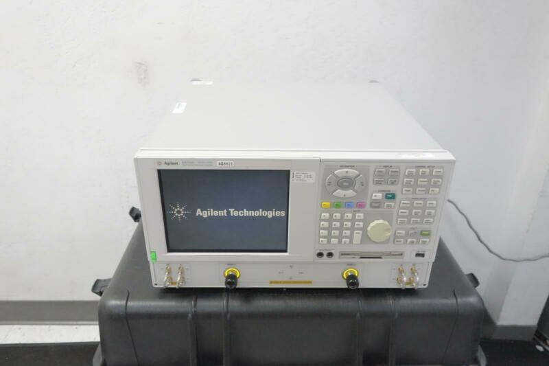 AGILENT E8358A PNA Series Network Analyzer (MedupE2)