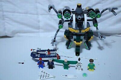 Lego Marvel Super Heroes: Spider-Man (76059) Doc Ock's Tentacle Trap