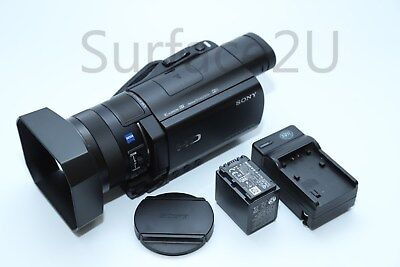 Sony HDR-CX900 HD Handycam Camcorder Excellent Condition - Fast Free Ship