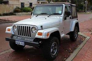 2006 Jeep Wrangler 65th ann. Joondalup Joondalup Area Preview