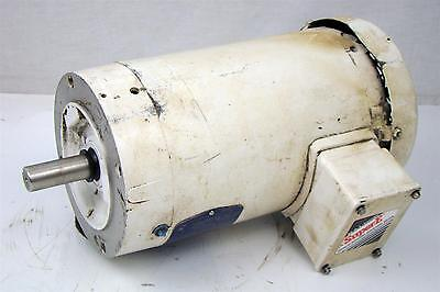 Baldor Reliancer 2hp Washdown Motor 230460v 1725rpm 5.42.7a 3ph Vewdm3558t