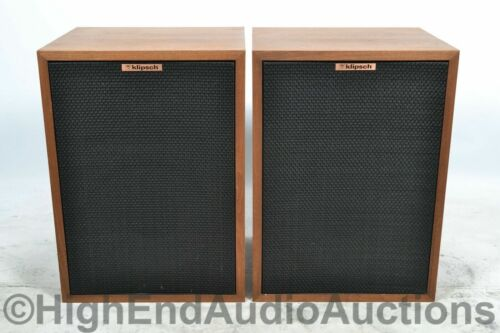 Set of Klipsch Heresy IIs
