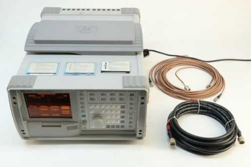 HP 8935 E6380A CDMA Base Station Test Set