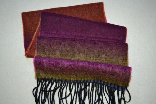 Paul Smith Uomo Lana/Cashmere Stripedscarf Nuovo   eBay