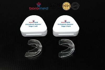 Boromed Orthodontic Dental Retainers Fixed Thermoforming Braces Mouth Guards