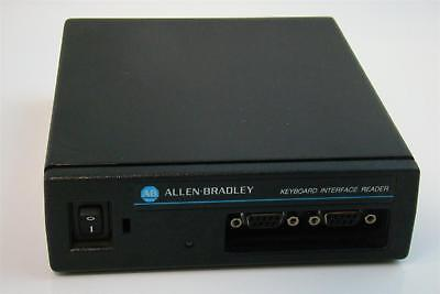 Allen-bradley Keyboard Interface Reader 5v 250ma 2755-ez3