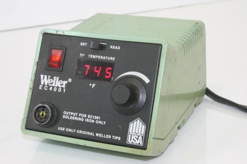 WELLER EC4002C Soldering Iron Power Unit