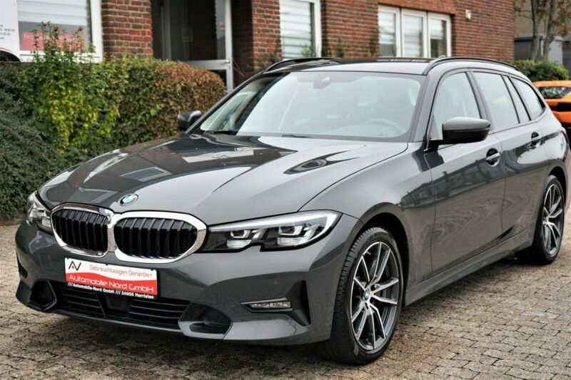 BMW  3 Touring 320 d Sport Line INDIVIDUAL