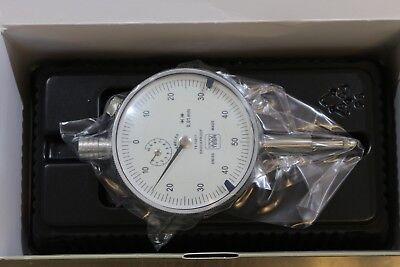 Brown Sharpe Tesa Precision Dial Gauge Indicator 0-10mm 0.01mm 0-50-0