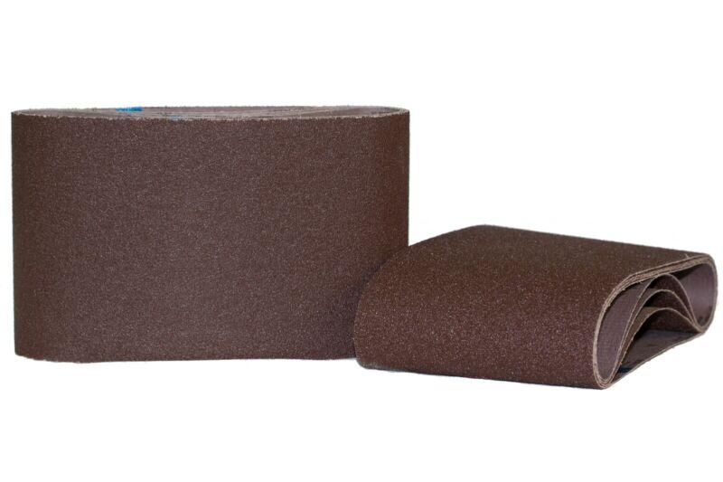 """8"""" X 19"""" Aluminum Oxide A24 Grit Floor Sanding Belts EZ 8 (10 Belts)"""