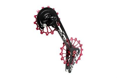 KCNC Road Cycling Bike Oversize Pulley System Cage for Sram Red/Force/Rival/Apex
