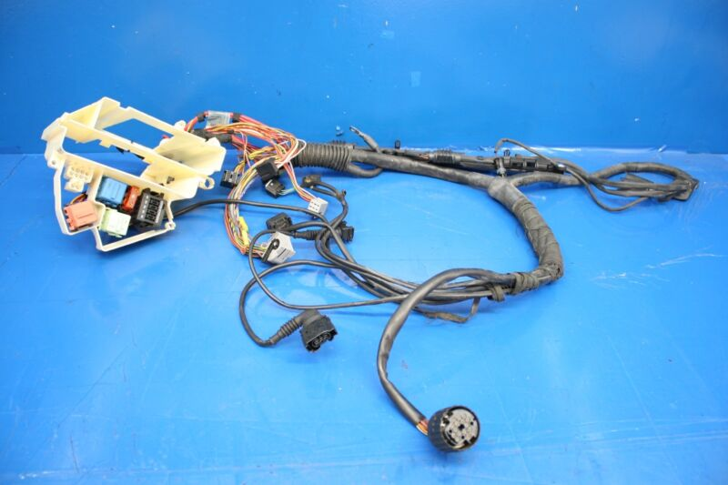 bmw e46 m3 s54 oem smg engine/transmission module wiring harness