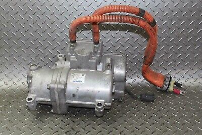 08-13 TAHOE Hybrid Electric Compressor M99 Air Conditioning Pump Assembly OEM