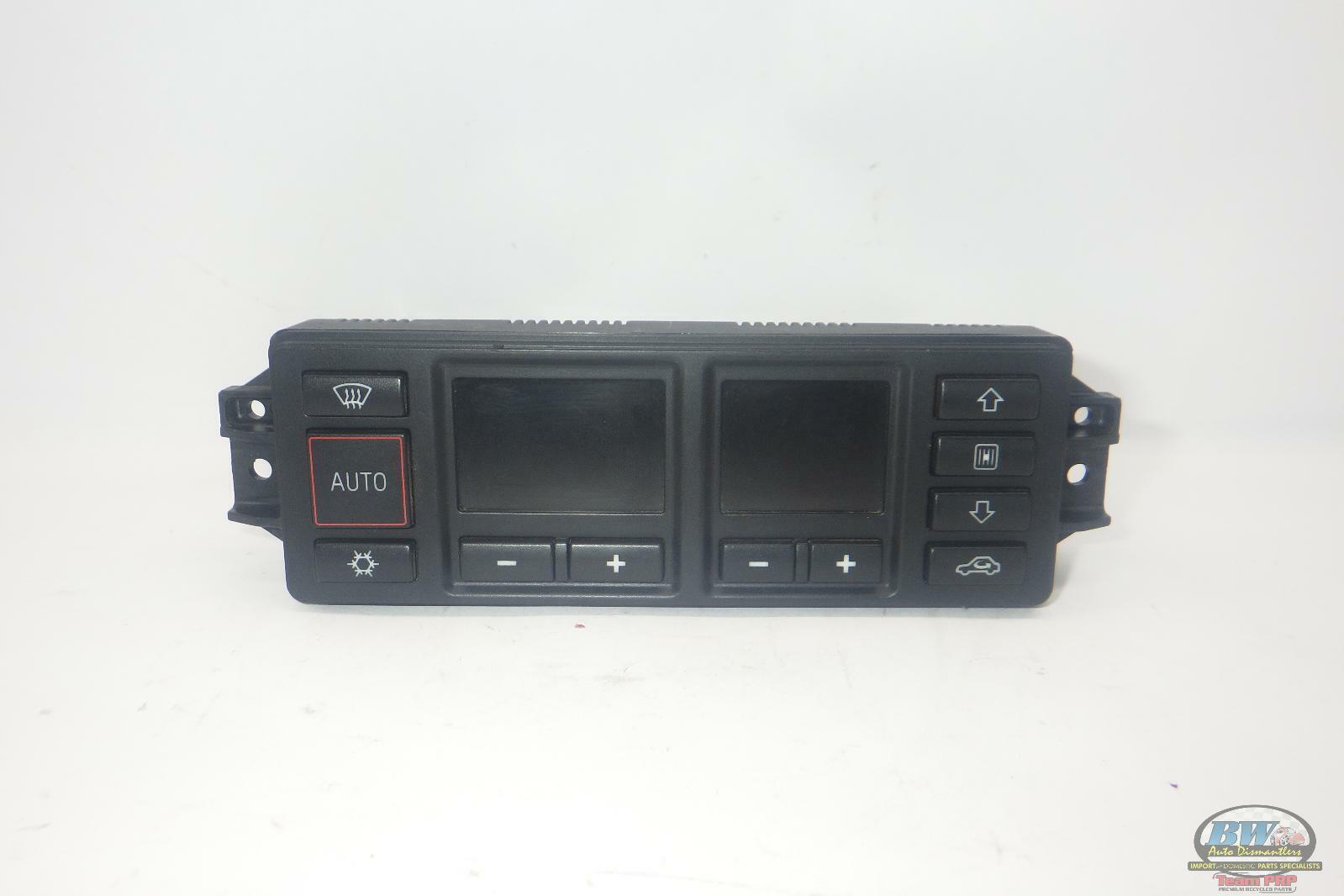 Audi A3 Climate Control Unit 1999 8l0 820 043 D