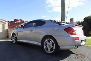 Reduced 2003 Hyundai Tiburon V6 Lathlain Victoria Park Area Preview