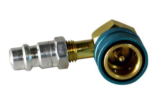 R1234YF, 1234yf, R-1234yf, YF, Automotive Low Side Coupler to R134A #3630