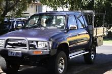 1999 Toyota Hilux Ute Northgate Brisbane North East Preview