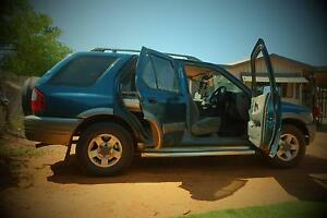 2001 Holden Frontera Wagon Doubleview Stirling Area Preview