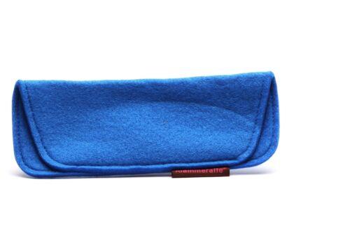 Klammeraffe Lesebrille zum umhängen Bunt Blau Grün Rot Neckholder Brille Etui