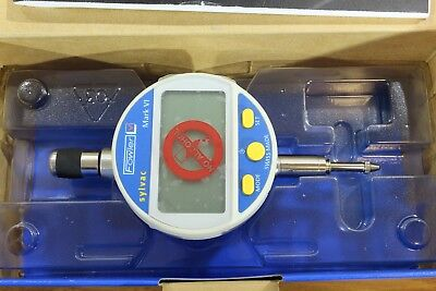New Sylvac Mark Vi Digital Electronic Indicator 0-0.5 0.0005 Adg Group 2