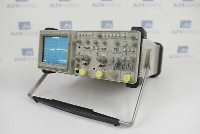 Tektronix 2232 100 Mhz Digital Storage Oscilloscope Wprobe
