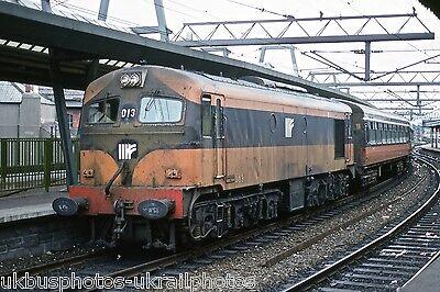 Irish Republic Railways 013 Irish Rail Photo View 12