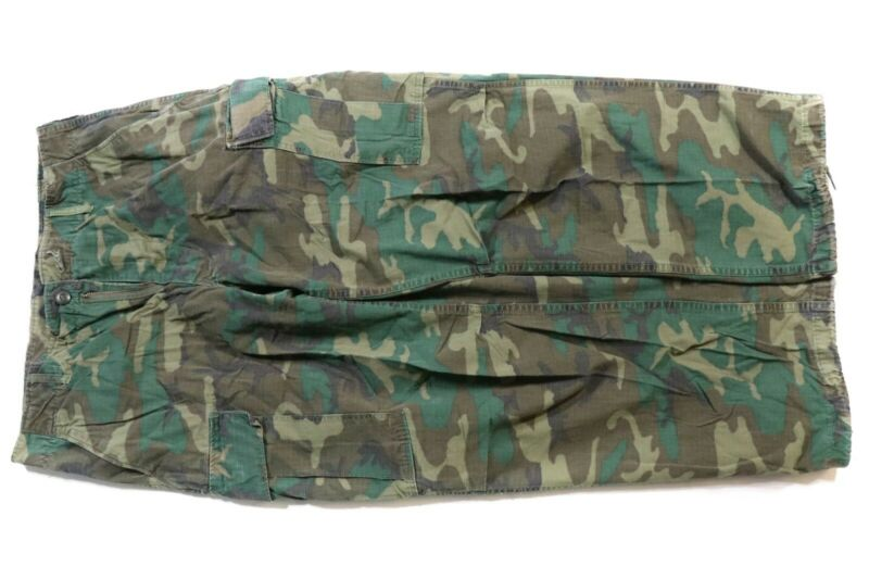 US 1969 Vietnam era ERDL Jungle Pants / Trousers