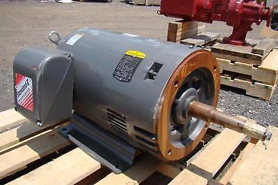 Baldor Reliancer Industrial Motor 40hp 230460v 9849amps 1770rpm 40h026w952h1 J